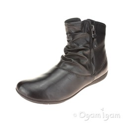 Josef Seibel Faye 05 Womens Black Boot
