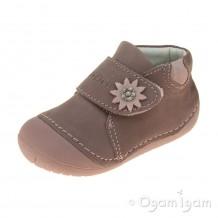Primigi Spot 3 Infant Girls Taupe Shoe