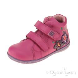 Agatha Ruiz de la Prada 161921 Girls Fuchsia Boot