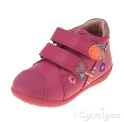 Agatha Ruiz de la Prada 161902 Girls Fuchsia Boot
