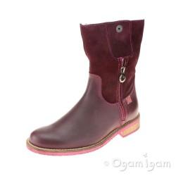 Agatha Ruiz de la Prada 161986 Girls Vino Boot