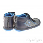 Clarks MaltbyPace Inf Boys Blue Combi Boot