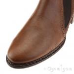 Rieker 5365224 Womens Muskat Brown Boot