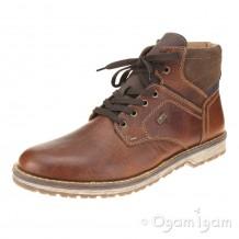 Rieker 3922326 Mens Marrone Brown Boot