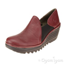 Fly London Yua Womens Red Shoe