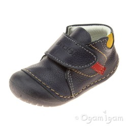 Primigi Spot 2 Infant Boys Blue Shoe