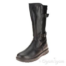 Primigi Benny Girls Tall Black Boot