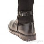 Primigi Benny Girls Tall Black Boot