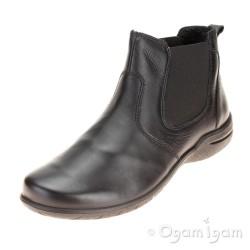 Josef Seibel Fabienne 47 Womens Black Boot