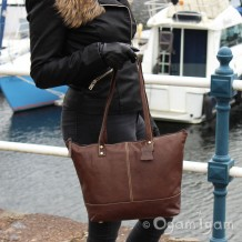 Blousey Brown 80083 Womens Brown Handbag