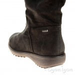 Romika Nadja 134 Womens Black Waterproof Boot