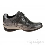 Geox Persefone Womens Dark Grey Shoe