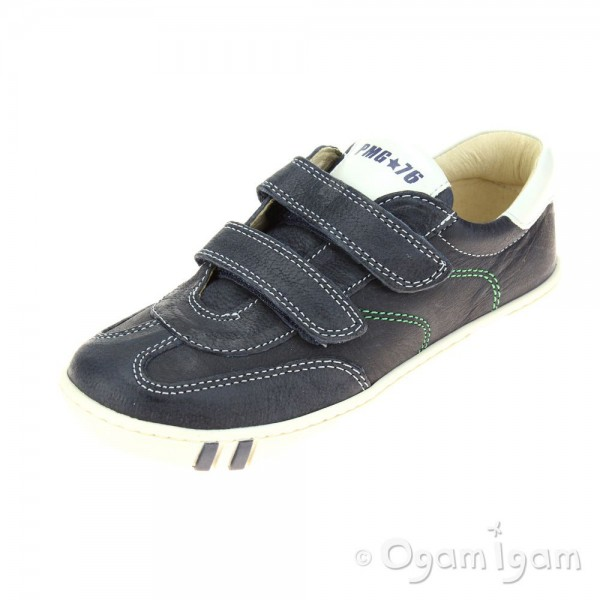 Primigi Boys Blue Shoe PHK 7147