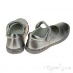 Primigi Girls Alluminio Silver Shoe PTF 7187