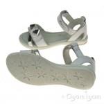 Primigi Girls White Bianco Sandal PDL 7163