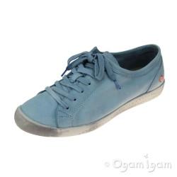 Softinos Isla Womens Pastel Blue Shoe
