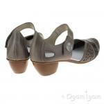 Rieker 4371542 Womens Steel Sandal