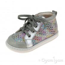 Shoo Pom Bouba New Cover Girls Multi-Silver Shoe