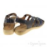 Josef Seibel Lisa 03 Womens Ocean Combi Sandal