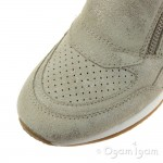 Geox Nydame Womens Light Taupe Shoe