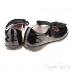 Lelli Kelly Priscilla Girls Black Patent School Shoe