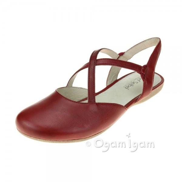 Josef Seibel Fiona 13 Womens Rubin Red Sandal