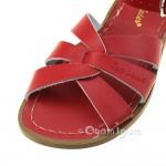 Salt-Water Original Womens Red Sandal