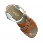 Salt-Water Original Womens Tan Sandal