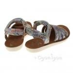 Shoo Pom Goa Spart Girls Multi Sandal