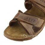 Josef Seibel Raul 19 Mens Castagne-Brasil Sandal