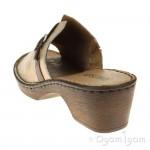 Josef Seibel Rebecca 21 Womens Teint-Brasil Sandal