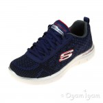 Skechers Flex Advantage GoldenPoint Boys Navy-Black Trainer