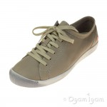 Softinos Isla Womens Taupe Shoe