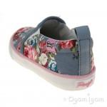 Primigi Poy 7308 Girls Jeans-Fuxia Shoe