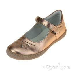 Primigi PTF 7186 Girls Rame Copper Shoe