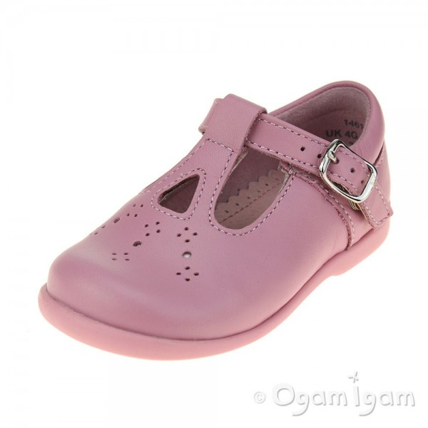 Start-rite Sandalette III Girls Pink Shoe