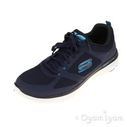 Skechers Flex Advantage 2.0 Mens Navy Trainer