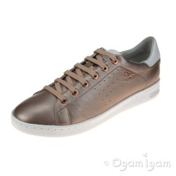 Geox Jaysen Womens Rose Gold Shoe