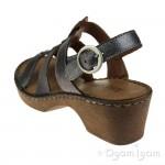 Josef Seibel Rebecca 55 Womens Basalt Sandal