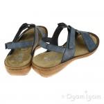 Rieker Womens Jeans Sandal 60843