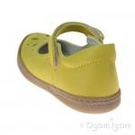 Primigi Girls Giallo Yellow Shoe PTF 7186