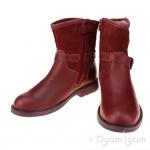 Agatha Ruiz de la Prada Girls Burdeos Red Boot