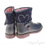 Agatha Ruiz de la Prada Girls Azul Blue Boot