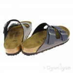 Birkenstock Arizona Womens Navy Sandal