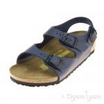Birkenstock Roma Kinder Boys Blue Sandal