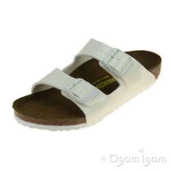 Birkenstock Arizona Kids Magic Galaxy Girls White Sandal
