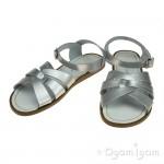 Salt-Water Original Womens Silver Sandal