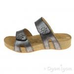 Josef Seibel Tonga 04 Womens Basalt Sandal