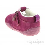 Start-rite Baby Bubble Infant Girls Berry Shoe
