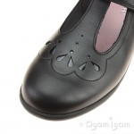 Start-rite Poppy Girls Black School Shoe